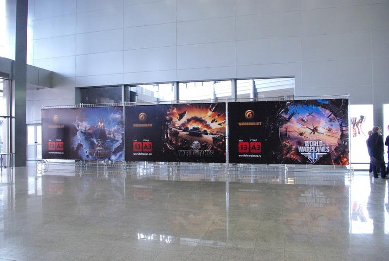 Команда разработчиков World of Warplanes примет участие в Игромире 2011