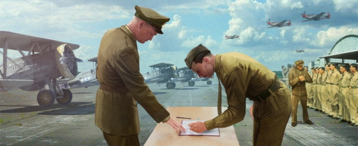 Картинки для альфатестеров World Of Warplanes