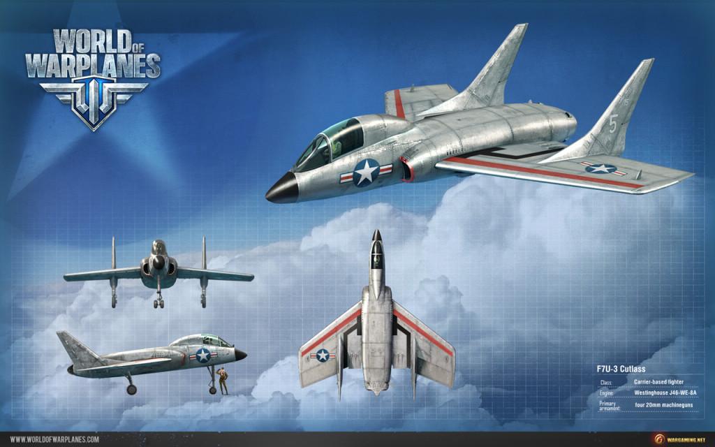 Американская авиация в World of Warplanes