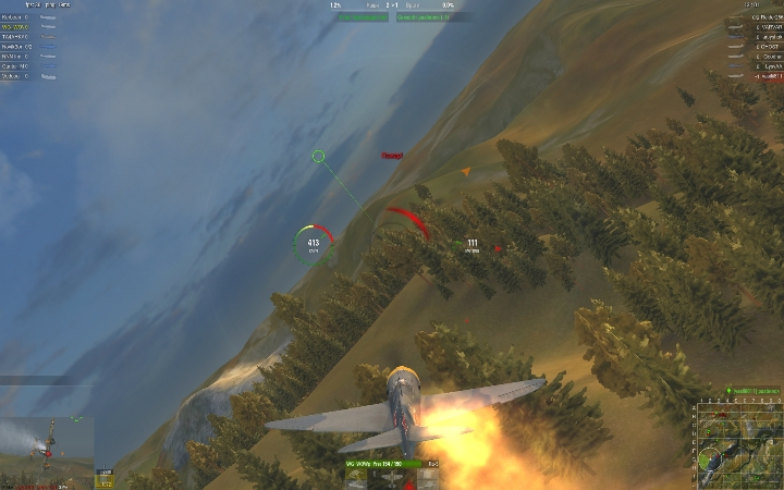 Обзор  ЗБТ World of Warplanes