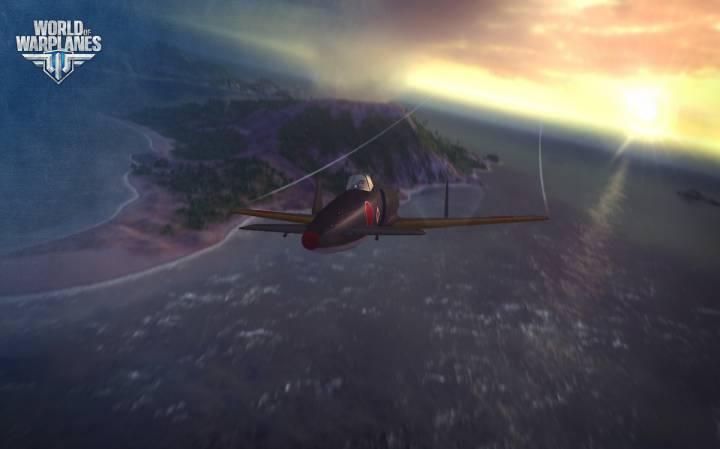 World Of Warplanes - Японские самолёты