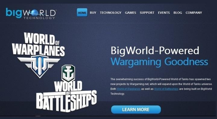 Wargaming приобрелa компанию BigWorld
