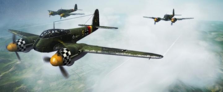 Звенья в World Of Warplanes