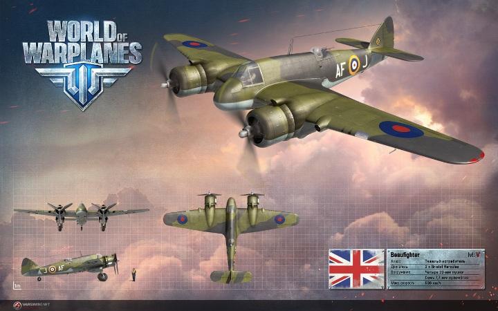 World Of Warplanes тактика игры на тяжёлых истребителях