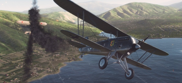World of Warplanes руководство для новичков